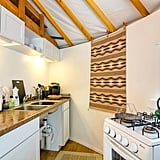 Malibu Farm Yurt on Airbnb