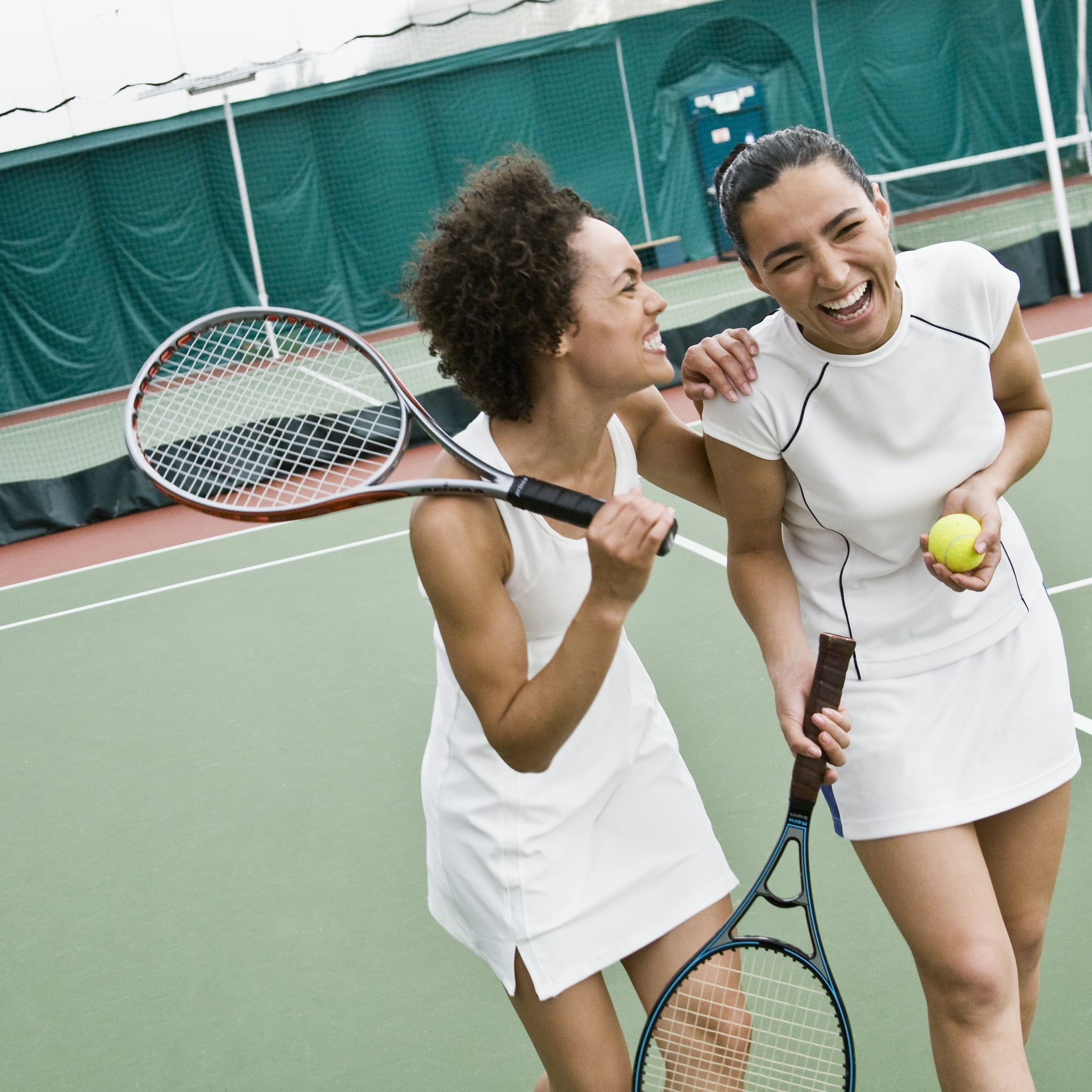Best Tennis Clothes For Women POPSUGAR Fitness  POPSUGAR Fitness