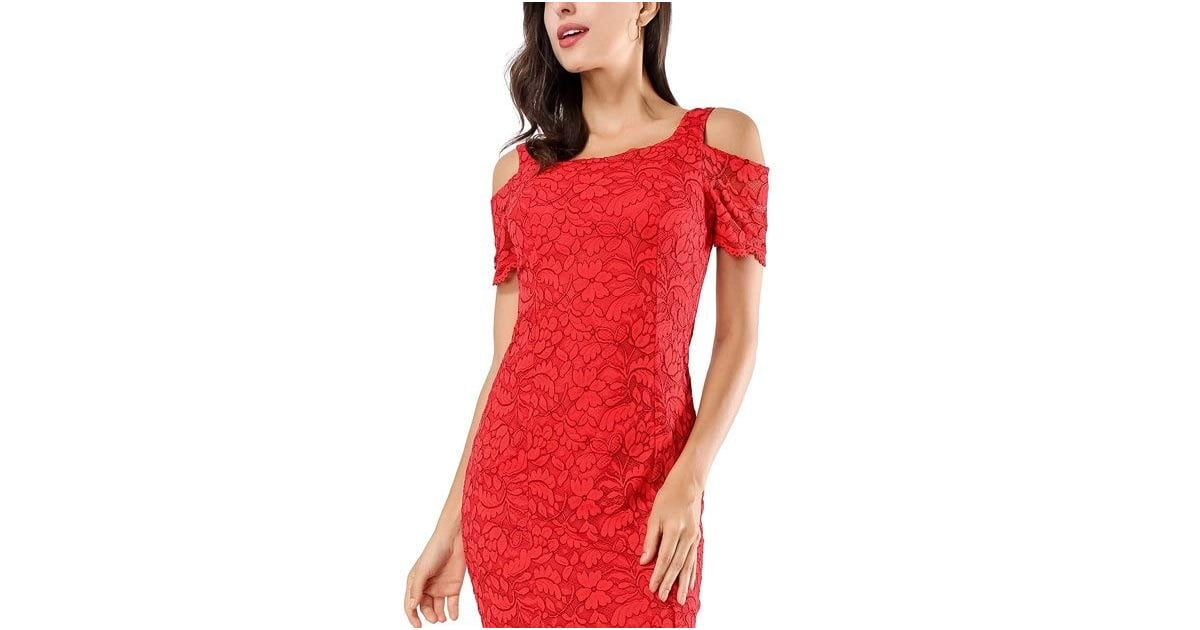 Best Formal Dresses On Amazon Popsugar Fashion