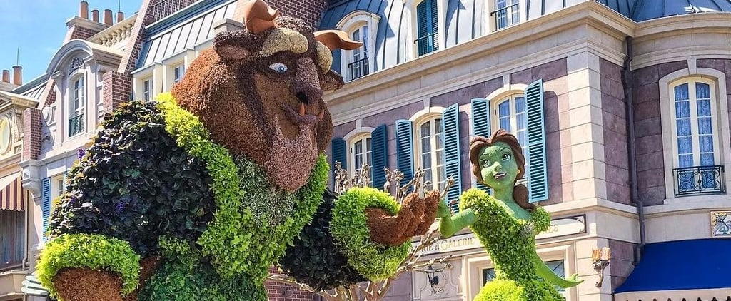 9 Magical Disney Topiaries You'll See at Epcot's International Flower and Garden Festival