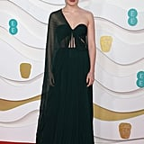 Daisy Ridley at the 2020 BAFTAs in London