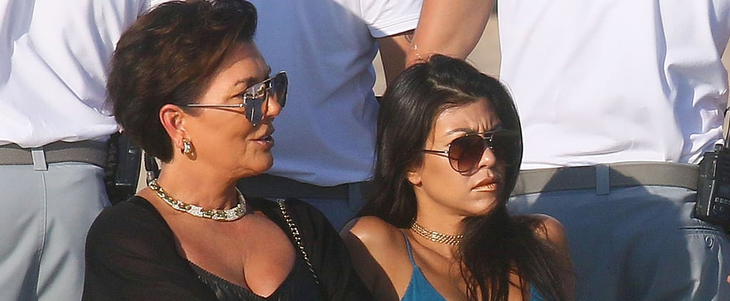 Don't You Dare Tell Kourtney Kardashian That Summer Is Over