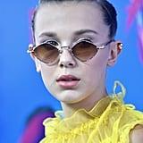 Millie Bobby Brown's Beauty 2017 Teen Choice Awards