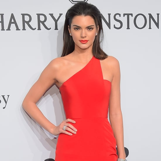 Celebrities in Red Dresses on the Red Carpet