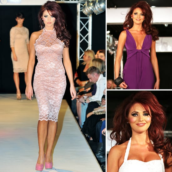 Amy Childs Launches A Second Sexy Clothing Range
