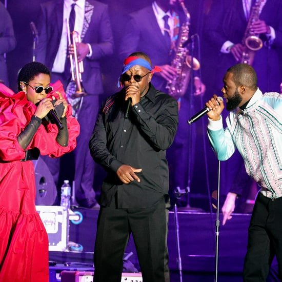The Fugees Perform For The First Time in 15 Years in NYC