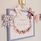 Paper Bow Garland