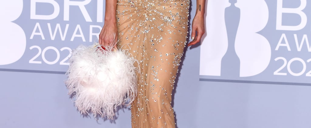 Feathered Bags Ruled the Red Carpet at the 2020 BRIT Awards
