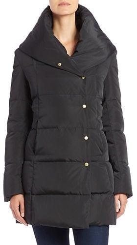 Cole Haan Hooded Puffer Coat ($130, originally $260)