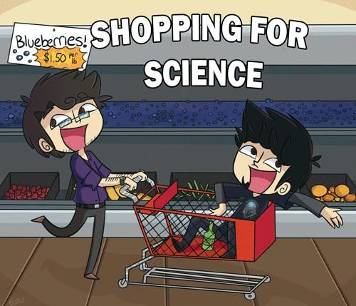 Science date.