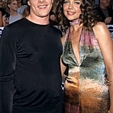 Chris Klein and Katie Holmes in 2000