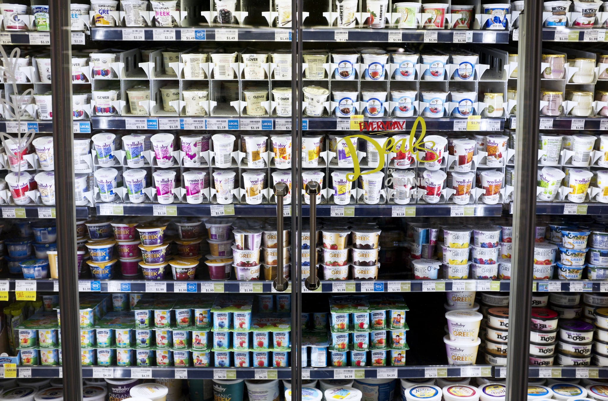 You Might Stop Buying Greek Yogurt After Reading This