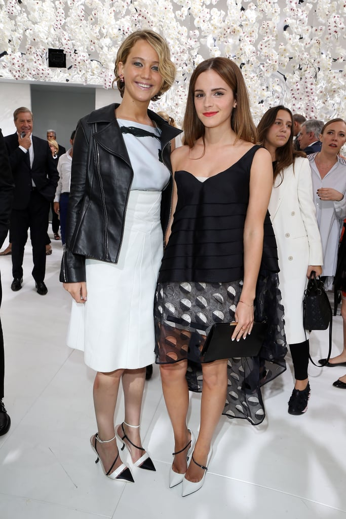 Celebrities With Emma Watson | Pictures