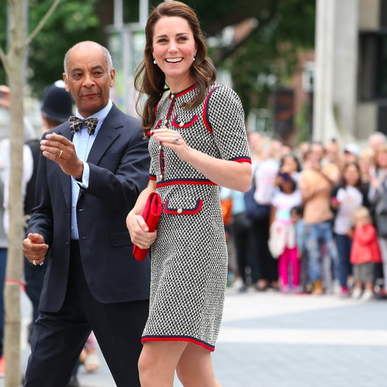Kate Middleton Gucci Tweed Dress