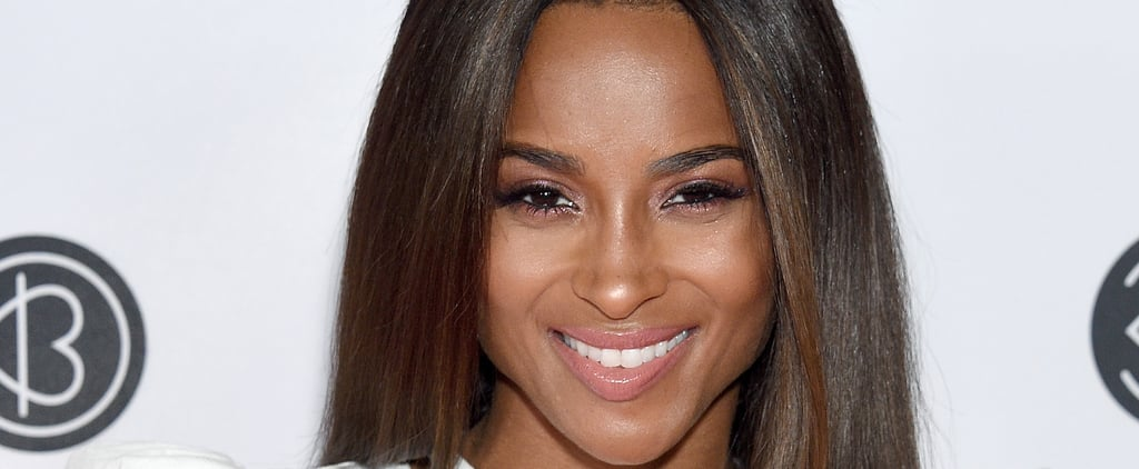 Ciara's Inverted Bob Haircut