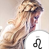 Leo: Crown Braid