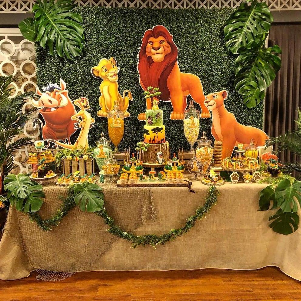 Disney First Birthday Party Ideas POPSUGAR Moms