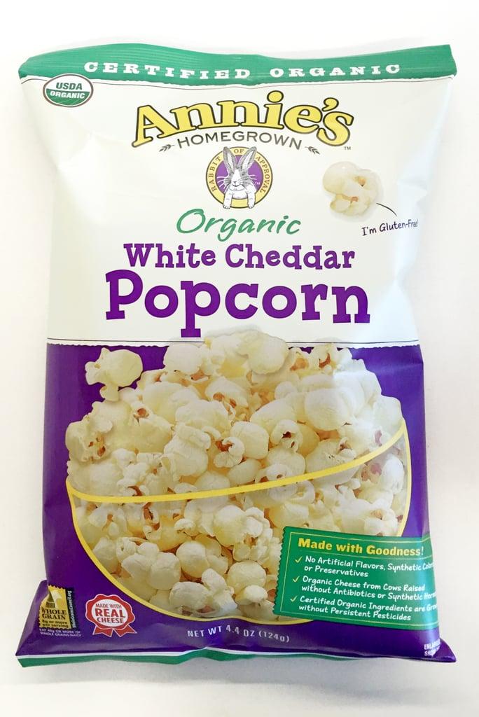 Annie's Organic White Cheddar Popcorn