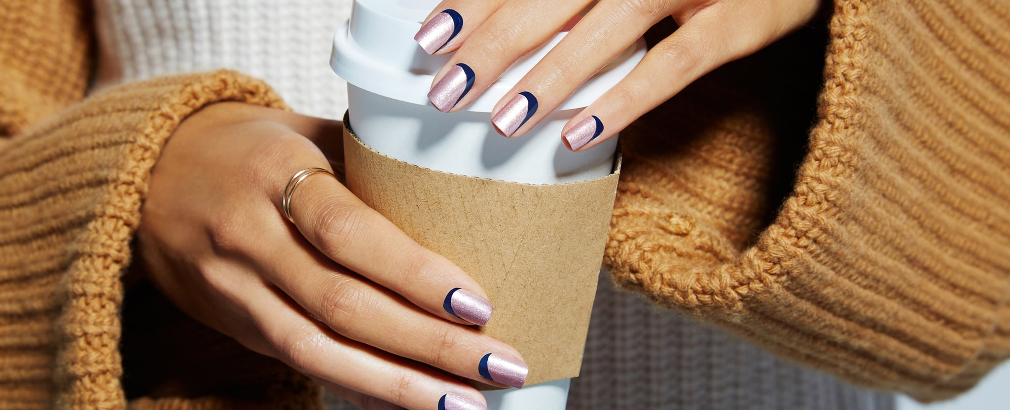 Quick and Easy DIY Nail Art | POPSUGAR Beauty