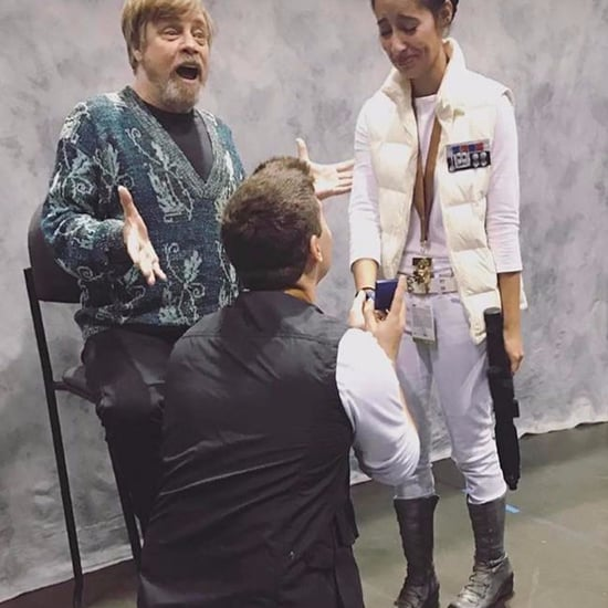 Star Wars Fan Proposes at Star Wars Celebration