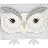 Kate Spade Starbright Owl Business Card Holder