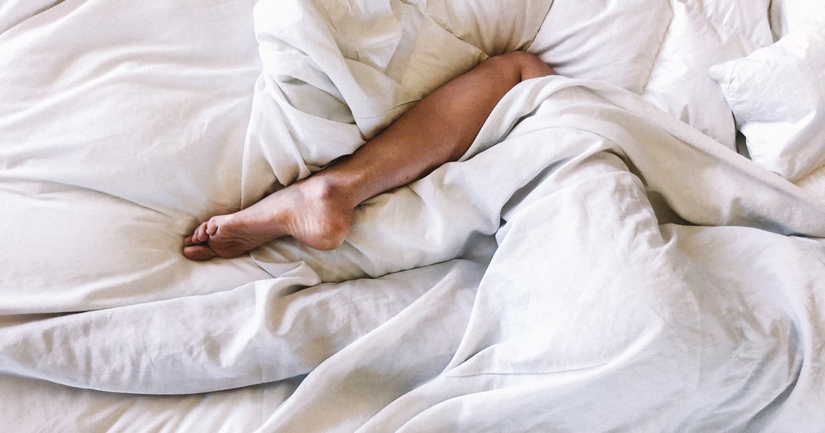 Room So Hot You Can't Sleep? Here's What a Sleep Doctor Recommends You Try Next - POPSUGAR thumbnail