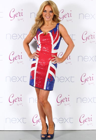 Geri Halliwell Launches Union Jack Line with Next