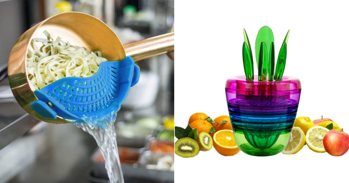 25 Kitchen Gadgets So Genius, You'll Wonder How You Ever Lived Without Them