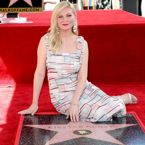 Kirsten Dunst Hollywood Walk of Fame Event Pictures 2019