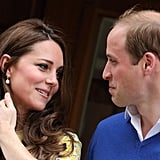 One of the Duchess of Cambridge's all-time favourites are her pearl drop earrings by Anoushka; she has worn them for engagements as varied as her Asia and Australia tours, daytime shopping trips to Chelsea, the Olympics, weddings, and leaving the hospital with Princess Charlotte.