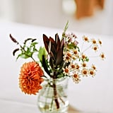 Make your own bouquets from local flowers, either for yourself or for friends.