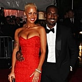 Kanye West and Amber Rose