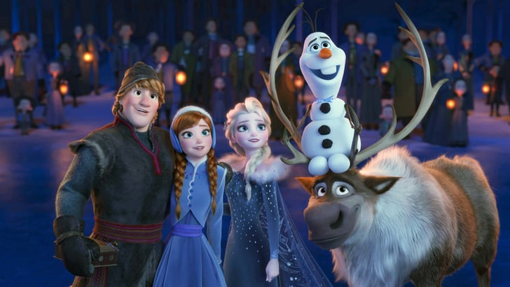 Frozen 2 Details | POPSUGAR Entertainment