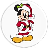 Disney Santa Mickey Mouse PopSockets Grip
