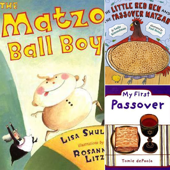 8 Books to Kick Off Your Kids' Passover Celebration