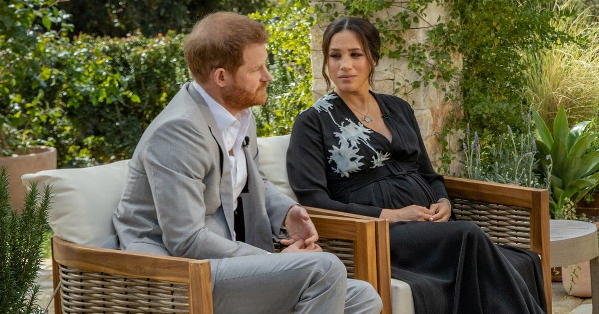 Meghan, Harry, and Oprah: A Conversation