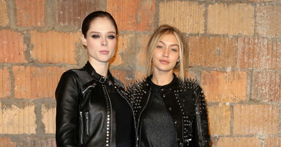 Count Coco Rocha As a Superfan of Bella and Gigi Hadid