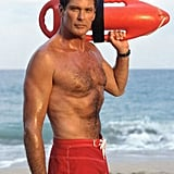 David Hasselhoff as Mitch Buchannon