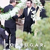 NSYNC at Chris Kirkpatrick's Wedding 2013 | Pictures