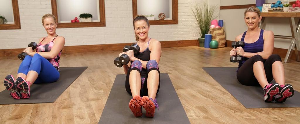 10-Minute Floor Workout | Video