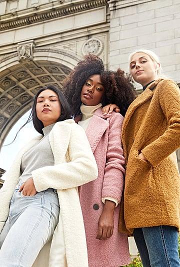 Women's Winter Coats on Sale From POPSUGAR at Kohl's