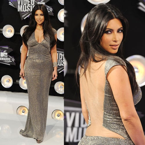 Kim Kardashian at 2011 MTV VMAs