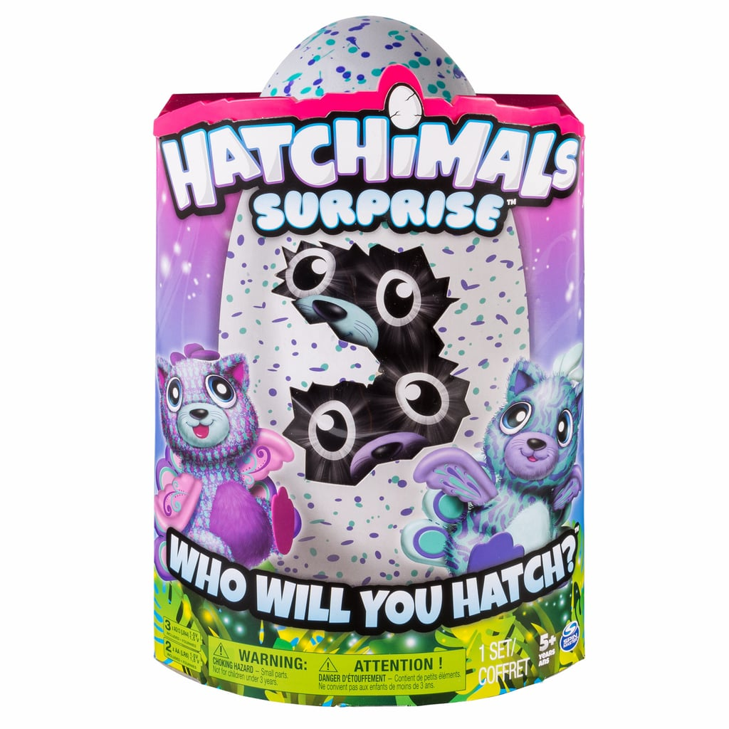 Warning! Your Kids Are Going to Lose Their Sh*t Over the New Hatchimals