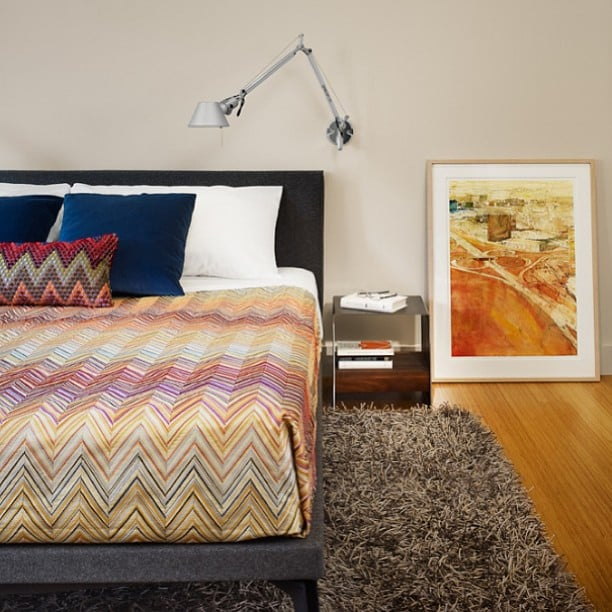 . 10 Ideas For Decorating Over the Bed   POPSUGAR Home