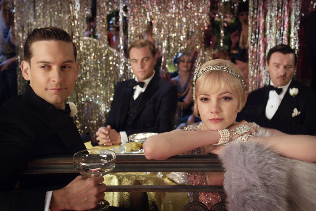 Love: Breakfast at Tiffany's, Watch: The Great Gatsby