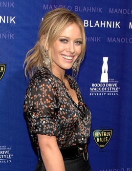 Photo of Hilary Duff, Who Will Star In Her Own NBC Show