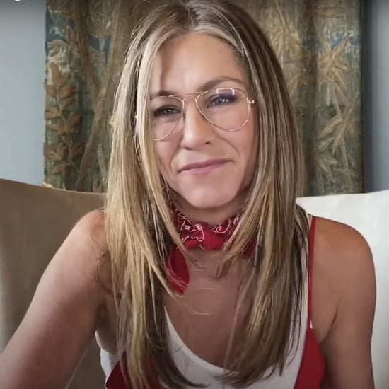 Brad Pitt and Jennifer Aniston Fast Times at Ridgemont High