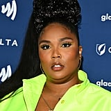 Lizzo at the GLAAD Media Awards