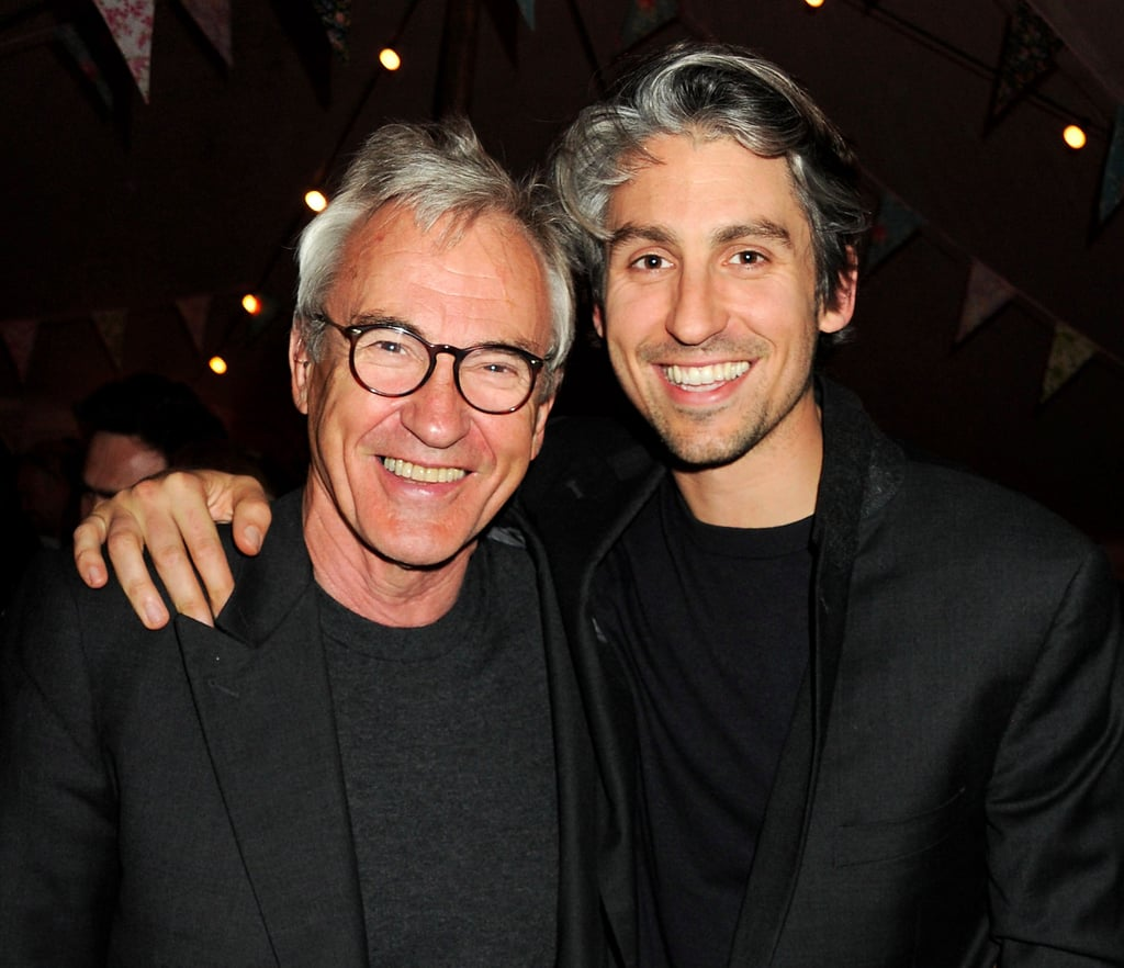 Larry and George Lamb Photos