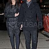 Ashley Greene Takes a Break From the Dawn to Join Joe Jonas in NYC